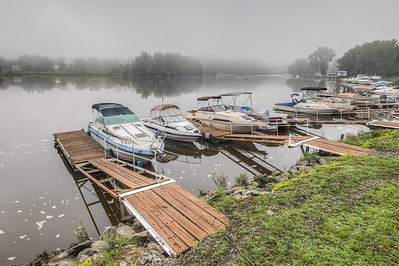 Lou's Boat Basin, Kingston, New York