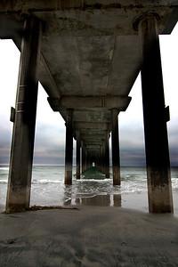 Scripp's Pier, La Jolla