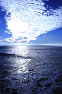 Ocean Beach, North from Pier
