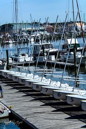 Annapolis, Md & Chesapeake Bay Bridge