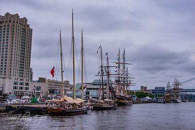 Tall Ships - Penn's Landing - Philadelphia
