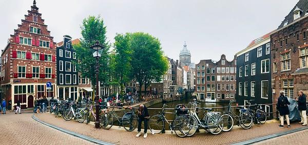 De Wallen area of Amsterdam