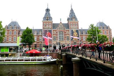 The Rijksmuseum - Amsterdam