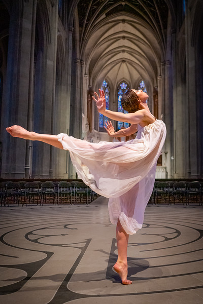 SF Movement Arts Festival, Grace Cathedral