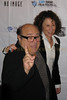 Danny De Vito and Rhea Perlman