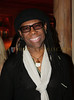 Nile Rodgers, record producer , writer and humanitarian.