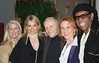 Rita Cosby, guest, Henry Buhl, Dr. Judy, Nile Rodgers