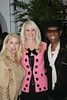 Rita Cosby MSNBC, Sara Herbert-Galloway, Nile Rodgers record producer and writer.