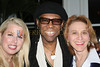 Rita Cosby, Nile Rodgers, Dr. Judy