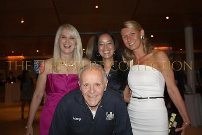 Henry Buhl Founder of A.C.E., Sara Herbert Galloway (Chair), Cassandra Seidenfeld Lyster, and Daniella Zahradnikova