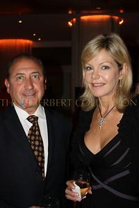 Steve Boxer and Julie Hayek