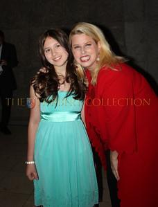 Alana Galloway and Rita Cosby