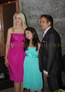 Sara Herbert-Galloway, Alana Galloway, James Cavello; President of The Worldwide Children's Foundation