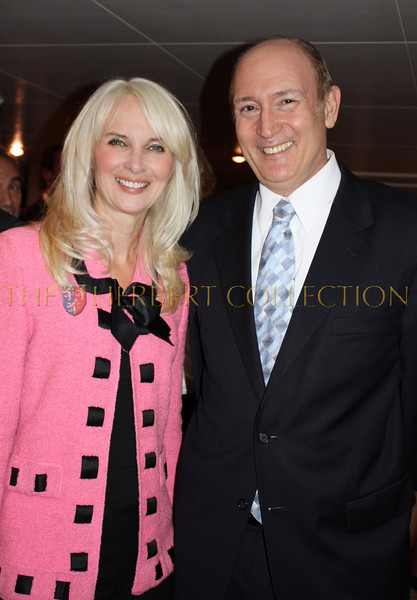 Sara Herbert-Galloway and Mike Marcus
