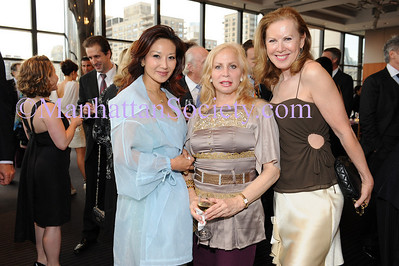 Keiko Aoki, Liz Derringer, Elga Wimmer