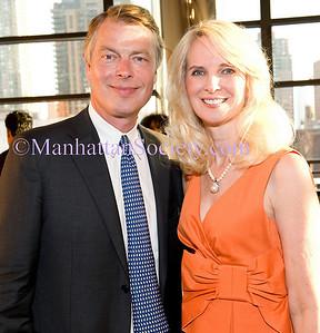 Richard Johnson and Sara Herbert-Galloway
