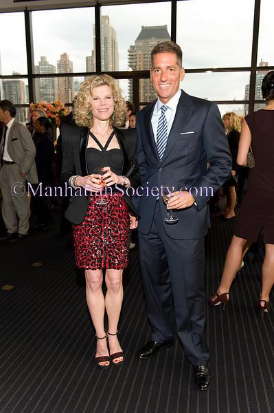 Debbie Dauman & Howard Rowen