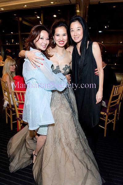 Keiko Aoki, Chau-Giang Thi Nguyen ,Vera Wang
