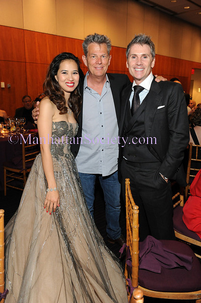 Chau-Giang Thi Nguyen, David Foster and guest