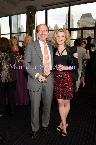 Phillippe and Debbie Dauman