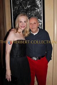 Joanna Goldenstein and Henry Buhl