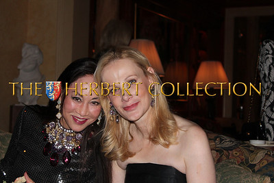 Lucia Hwong Gorden and Joanna Goldenstein