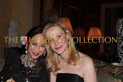 Lucia Hwong Gorden and Joanna Goldenstein