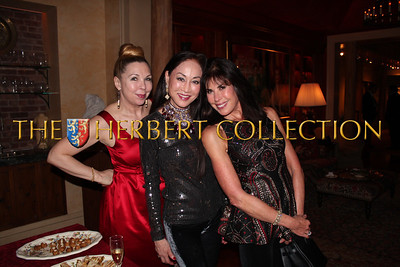 Adriana Kaegi, Lucia Hwong Gordon, Lauren Day Roberts