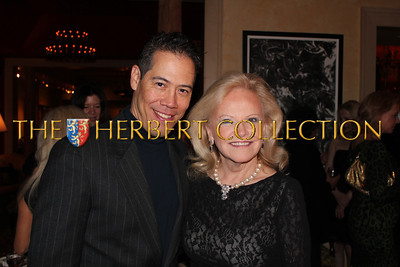Inson Wood and Jane Pontarelli