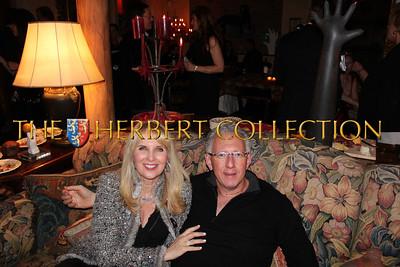 Sara Herbert-Galloway and Barry Klarberg