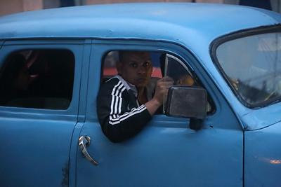 Cuba: it's cars