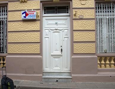 Canadian House Casa Popular: Camaguey, Cuba