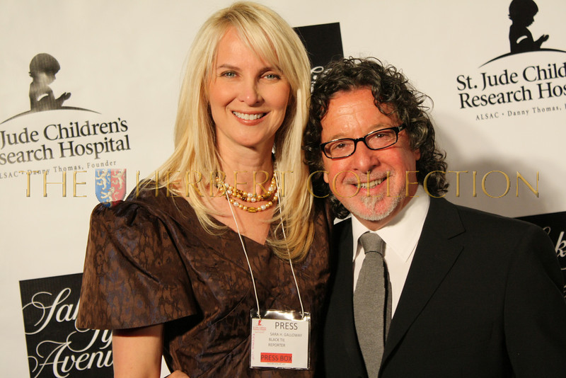 Sara Herbert-Galloway (me) with Robert Farber