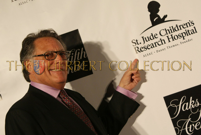 Errol Rappaport, supporter of St. Jude Childrens Hospital