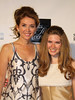 Fashion model and Committee member of event; Belinda Johnson and daughter Sara Siegel