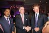 H.E. Ambassador Francis Lorenzo, guest, Prince Harry of Wales