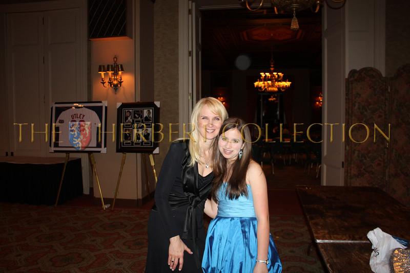 Sara Herbert-Galloway and daughter Alana Galloway