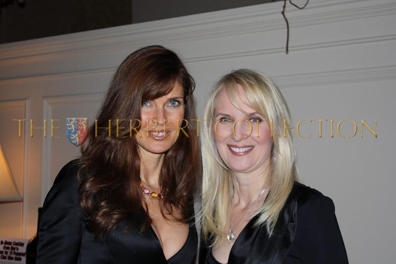 Carol Alt and Sara Herbert-Galloway