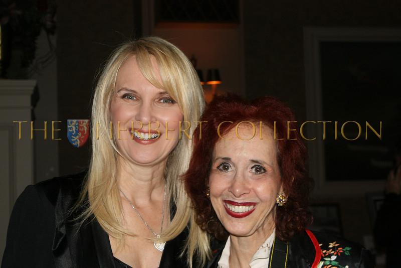 Sara Herbert-Galloway and Rose Billings
