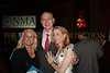 Rita Cosby with Ambassador John S. Loeb Jr. and Susan Hander