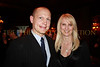 Hockey Legend and Honoree Adam Graves and Chairperson Sara Herbert-Galloway