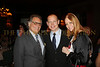 "Errol Rappaport, Honoree Adam Graves and Ulrika ""Red"" Nilsson"