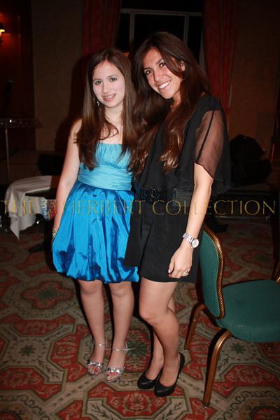 Alana Galloway and Allie Schwartz