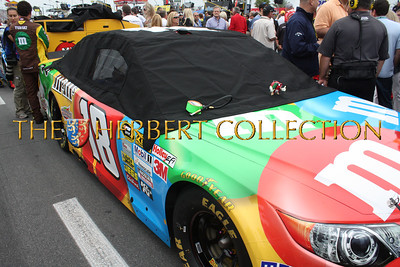 Kyle Busch's car #18