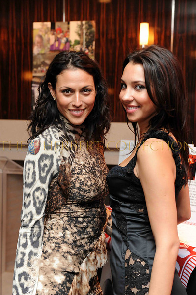 "NEW YORK-NOVEMBER 12: Ana Savoy and Agnes Cabola  attend Life Project for Africa's ""Save Life, Give Hope"" Benefit for the Children of Tanzania at Penthouse home of Andrew Barron Worden,  50 Central Park South, The Ritz Carlton Private Residences, New York, NY on Wednesday, November 12, 2008 (Photo Credit: Gregory Partanio/ManhattanSociety.com)"