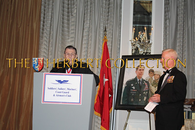 Ivan Obolensky, Chairman and CEO of The Soldiers', Sailors', Marines', Coast Guard and Airmen's Club, NYC