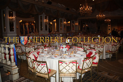 The Grand Ball Room at the Pierre Hotel, NYC