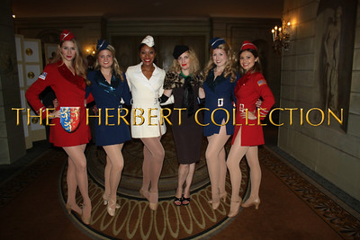 The Liberty Bells from the USO with Joyce Brooks