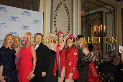 Lauren Lawrence, Rita Cosby, Margo Catsimitidas, Tomaczek Bednarek, Sara Herbert-Galloway, Singers, Joyce Brooks