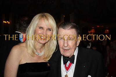 Sara Herbert-Galloway and Ivan Obolensky